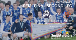 State League 1 Semi-Final 2nd Leg v Sturt