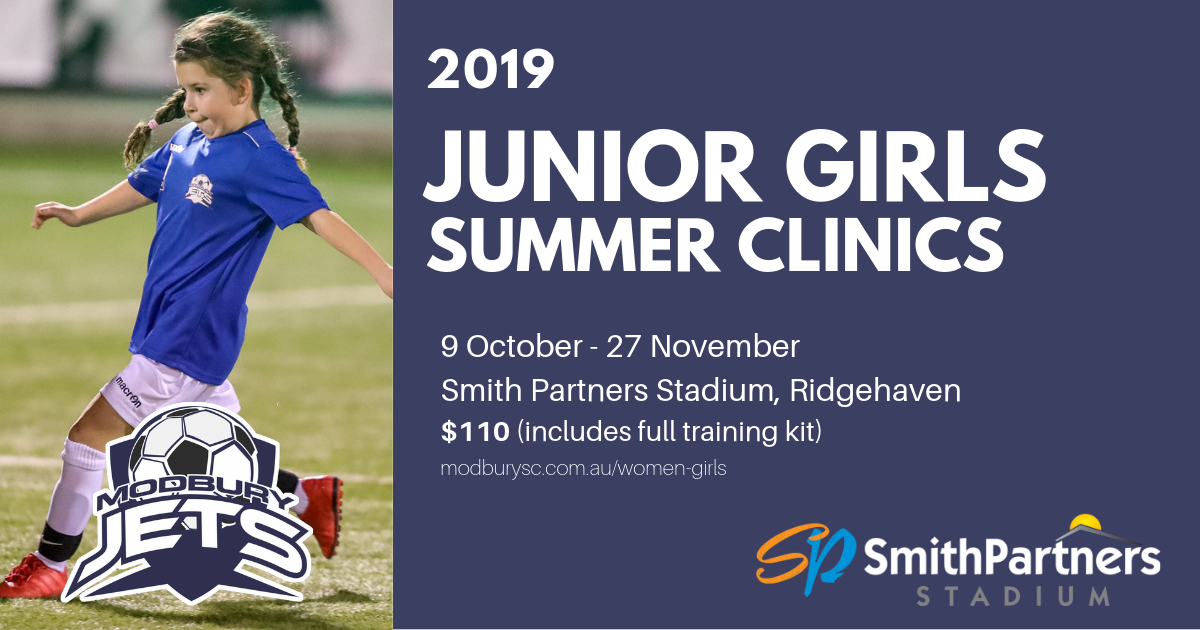 Junior Girls Clinics 2019